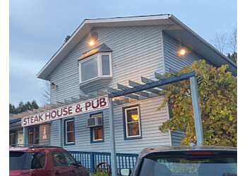 Huntsville steak house Muskoka on the Rocks