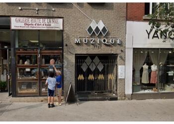 Montreal night club Muzique