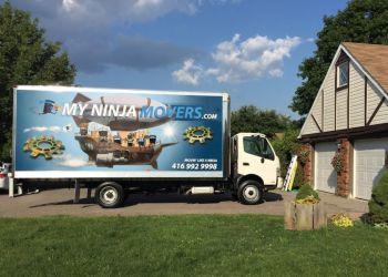 Toronto moving company My Ninja Movers