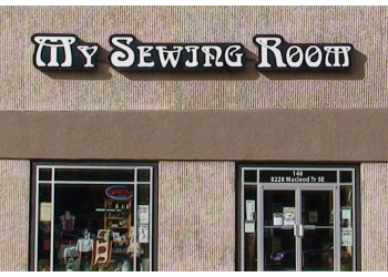 Calgary sewing machine store My Sewing Room