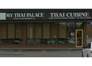 Sudbury thai restaurant My Thai Palace