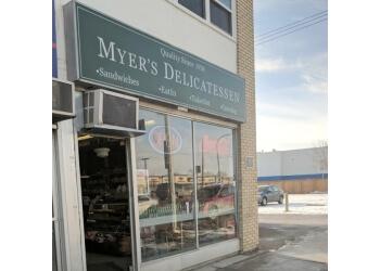 Winnipeg sandwich shop Myer's Delicatessen