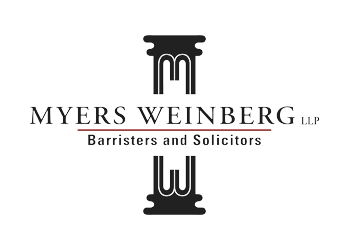 Winnipeg business lawyer Myers Weinberg