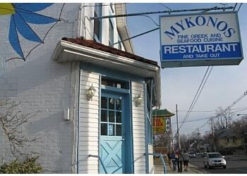 London mediterranean restaurant Mykonos Restaurant