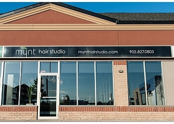 Oakville hair salon Mynt Hair Studio