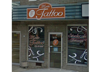 Shawinigan tattoo shop Mystic Tattoo