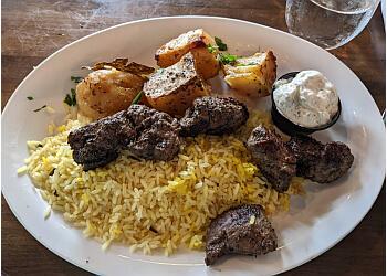 Burlington mediterranean restaurant Mythos