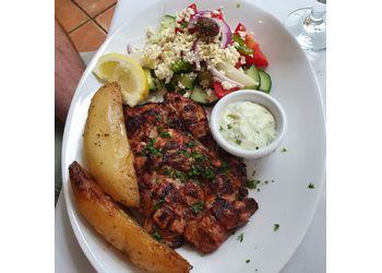 North Vancouver mediterranean restaurant Mythos Taverna