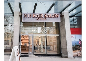 Toronto hair salon N15 Hair Salon