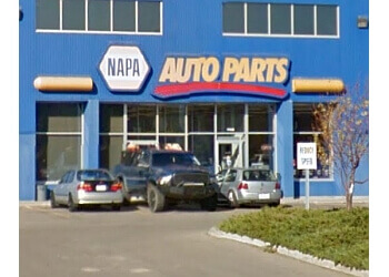 Edmonton auto parts store NAPA  Auto parts
