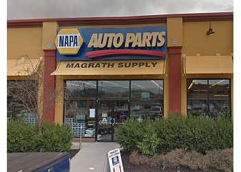 Kelowna auto parts store NAPA Auto Parts