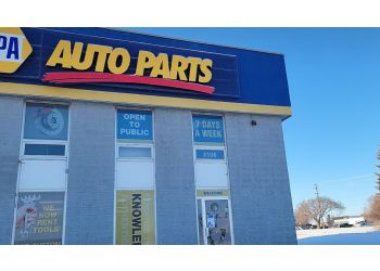 Red Deer auto parts store NAPA Auto Parts