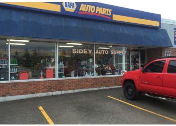 Peterborough auto parts store NAPA Auto Parts - Sidey Auto Supply Inc.