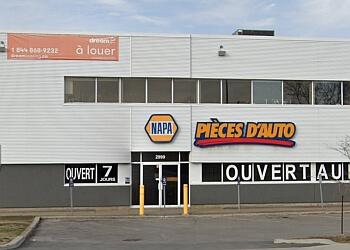 Laval auto parts store NAPA Pièces d'Auto