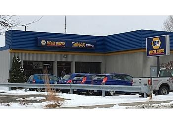 Drummondville auto parts store NAPA Pièces d'auto