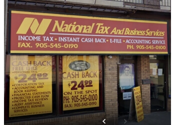 Hamilton tax service NATIONAL TAX & BUSINESS SERVICES