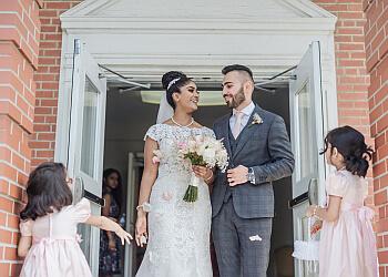 Markham wedding photographer NG Studio