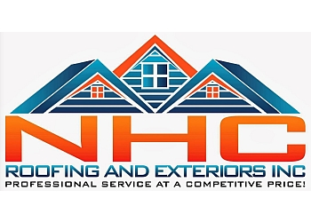 Chatham roofing contractor NHC Roofing and Exteriors Inc.