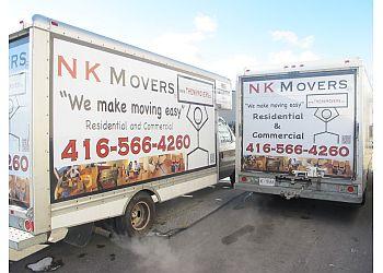 Brampton moving company NK Movers Brampton