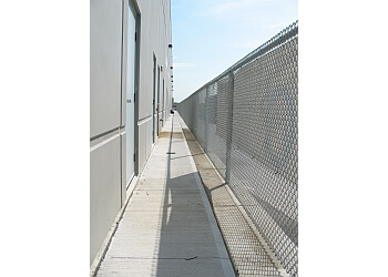 Markham fencing contractor NORTH SHIELDS FENCE