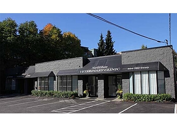 North Vancouver veterinary clinic NORTH SHORE VETERINARY CLINIC