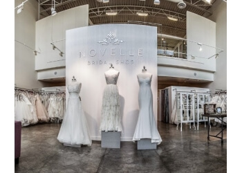 Edmonton bridal shop NOVELLE BRIDAL