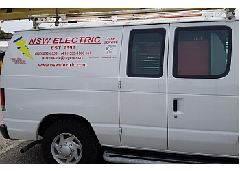 Ajax electrician NSW Electric