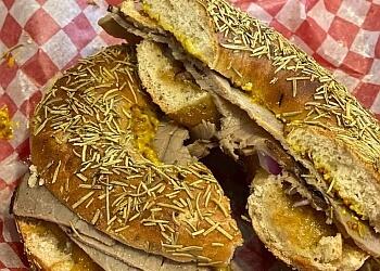 Toronto bagel shop NU Bügel