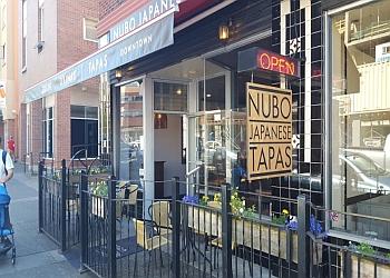 Victoria japanese restaurant NUBO Japanese Tapas