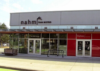 Surrey thai restaurant Nahm Thai Bistro