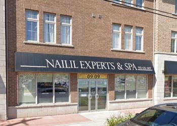 Burlington nail salon Nail Experts & Spa