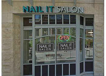 Calgary nail salon Nail It Salon