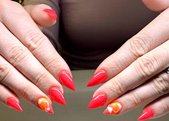 Sherwood Park nail salon Nailed Beauty Bar