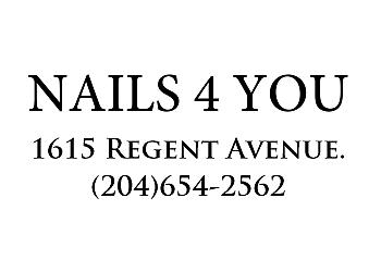 Winnipeg nail salon Nails 4 You
