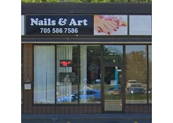 Sudbury nail salon Nails & Art