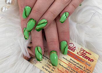 St Johns nail salon Nails Time