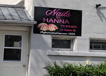 Kawartha Lakes nail salon Nails by Hanna