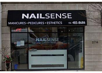 Toronto nail salon Nailsense