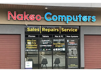 Nanaimo computer repair Nakeo Computers
