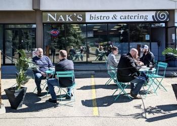 Edmonton caterer Nak's Bistro & Catering