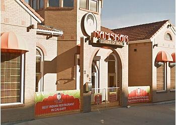 Calgary indian restaurant Namskar Fine East Indian Cuisine