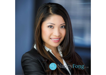 Richmond real estate agent Nancy Fong