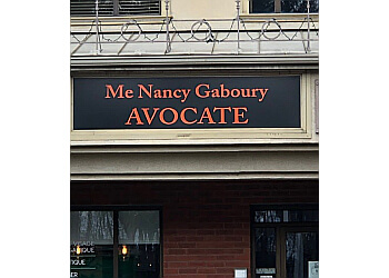 Blainville divorce lawyer Nancy Gaboury