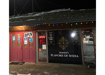 Kamloops indian restaurant Nandi's Flavours of India