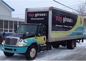 Quebec moving company Nap Giroux Inc.