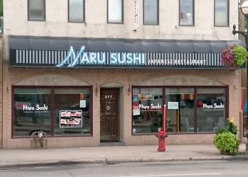 Winnipeg sushi  Naru Sushi