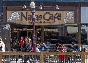 Peterborough cafe Natas Cafe