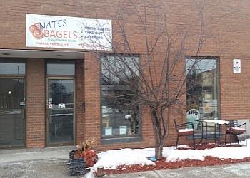 Vaughan bagel shop Nates Bagels & Gluten Free Foods