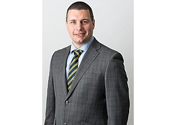Peterborough criminal defense lawyer Nathan Baker