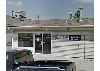Airdrie dry cleaner Natily's Laundromat